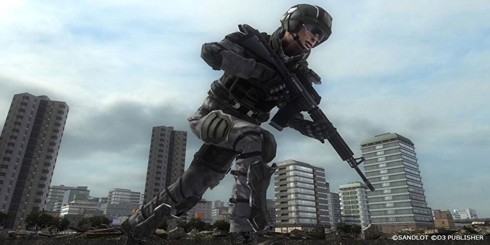レンジャー2 地球防衛軍5