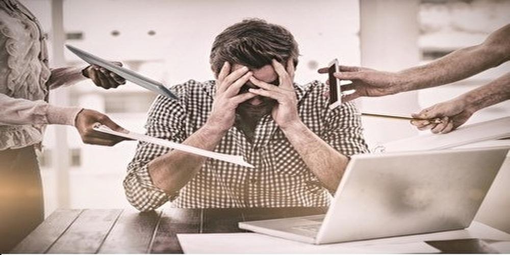 退職体験談-体調不良ストレス過多